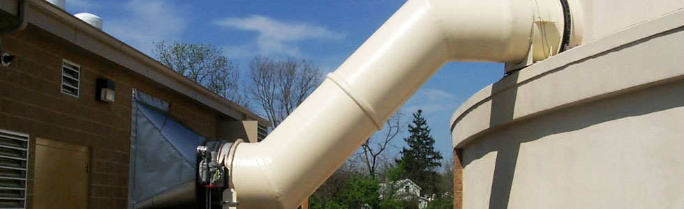 Fiberglass reinforced industrial pipes provide robust alternative for severe environments
