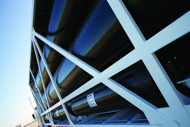 Hexagon Mobile Pipeline has been awarded an order from NG Advantage