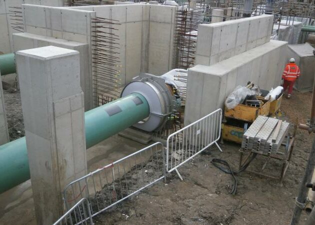 Haydale's composite transition piece installed at National Grid's compression sites