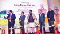Agility Fuel Solutions contributes to the launch of long distance CNG buses in India