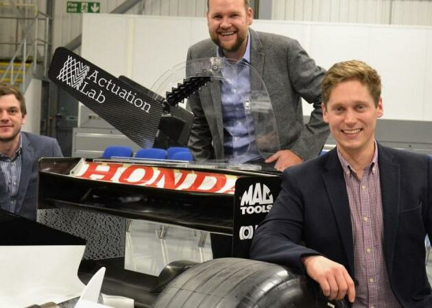 Actuation Lab awarded £300k funding to support spin-out
