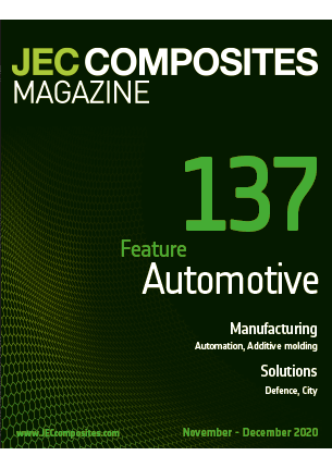 JEC Composites Magazine n°137