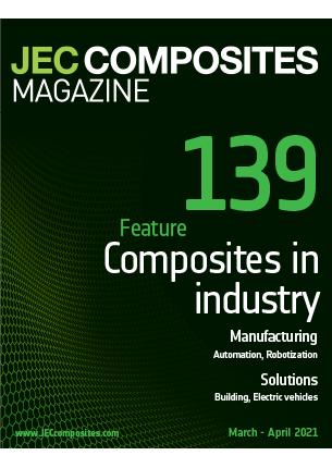 JEC Composites Magazine n°139