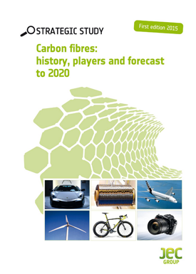 Carbon fibres: history, players and forecast to 2020