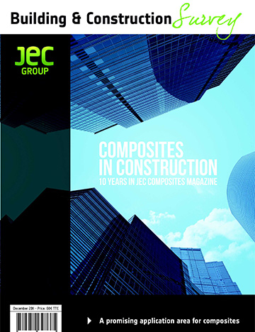 Composites in Construction: 10 years in JEC Composites Magazine
