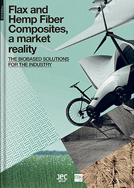 Flax & Hemp Fiber Composites, a market reality - The biobased solutions for the industry