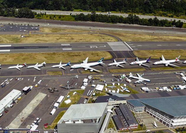 Boeing annonce la reprise des activités de production d'avions commerciaux dans la région de Seattle