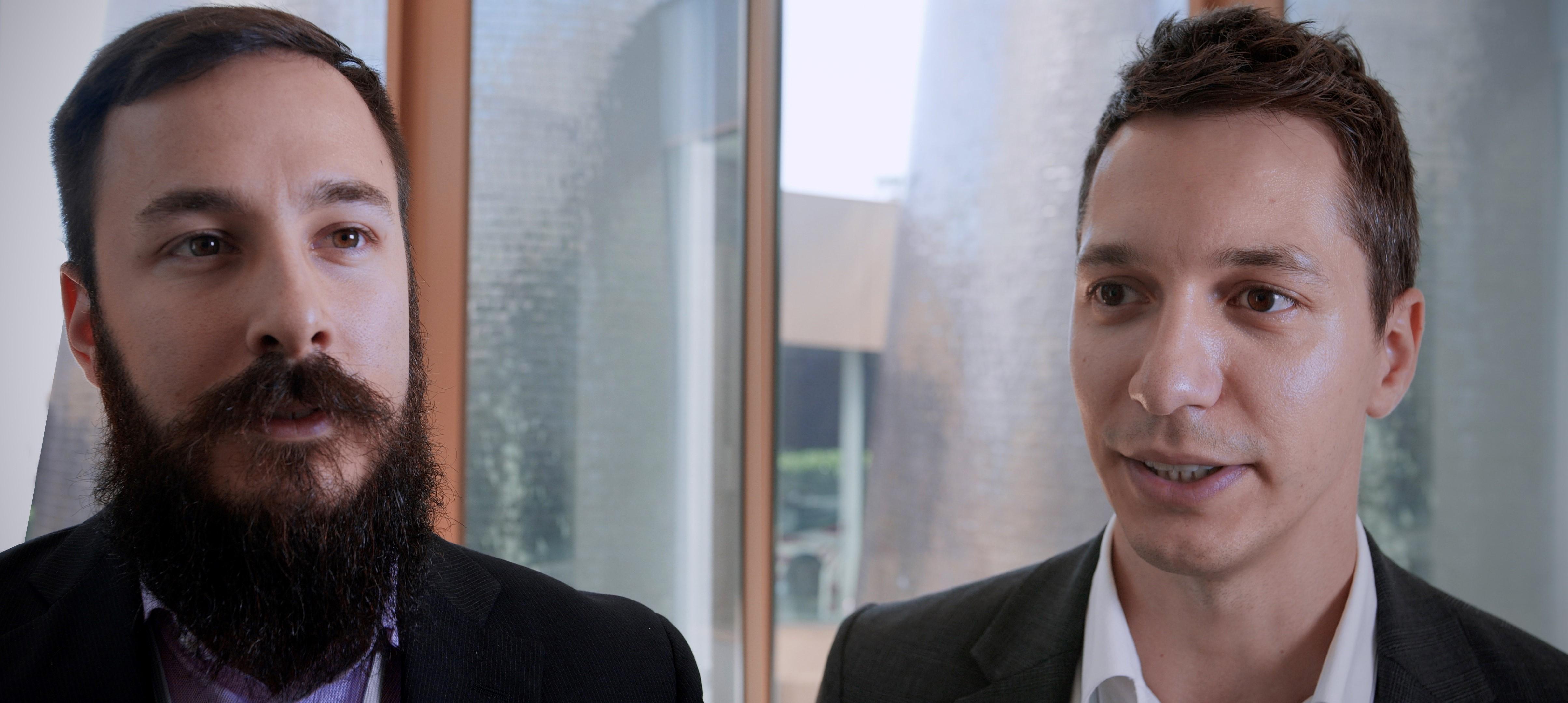 Michele Antolotti and Massimo Bercella