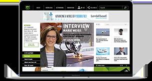 JEC Composites Website