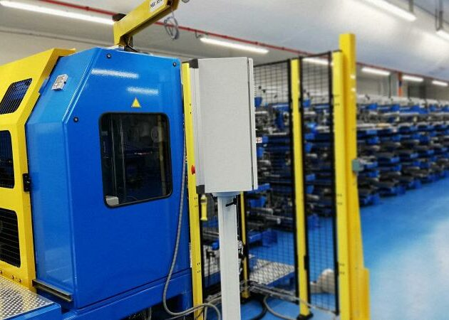 Web Industries launches composite formatting line in France