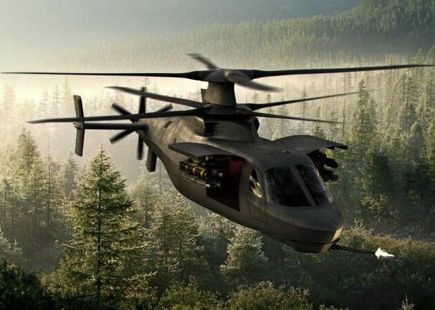The US Army's Future Attack Reconnaissance Aircraft enters prototype phase