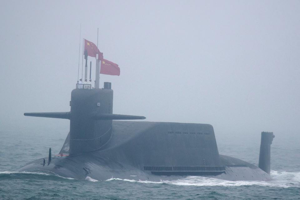 China touts new submarine-launched nukes in quest for more survivable deterrence