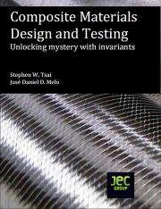 Composite Materials Design and Testing