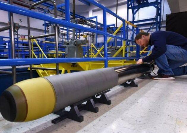 Northrop Grumman builds very lightweight torpedo for US Navy