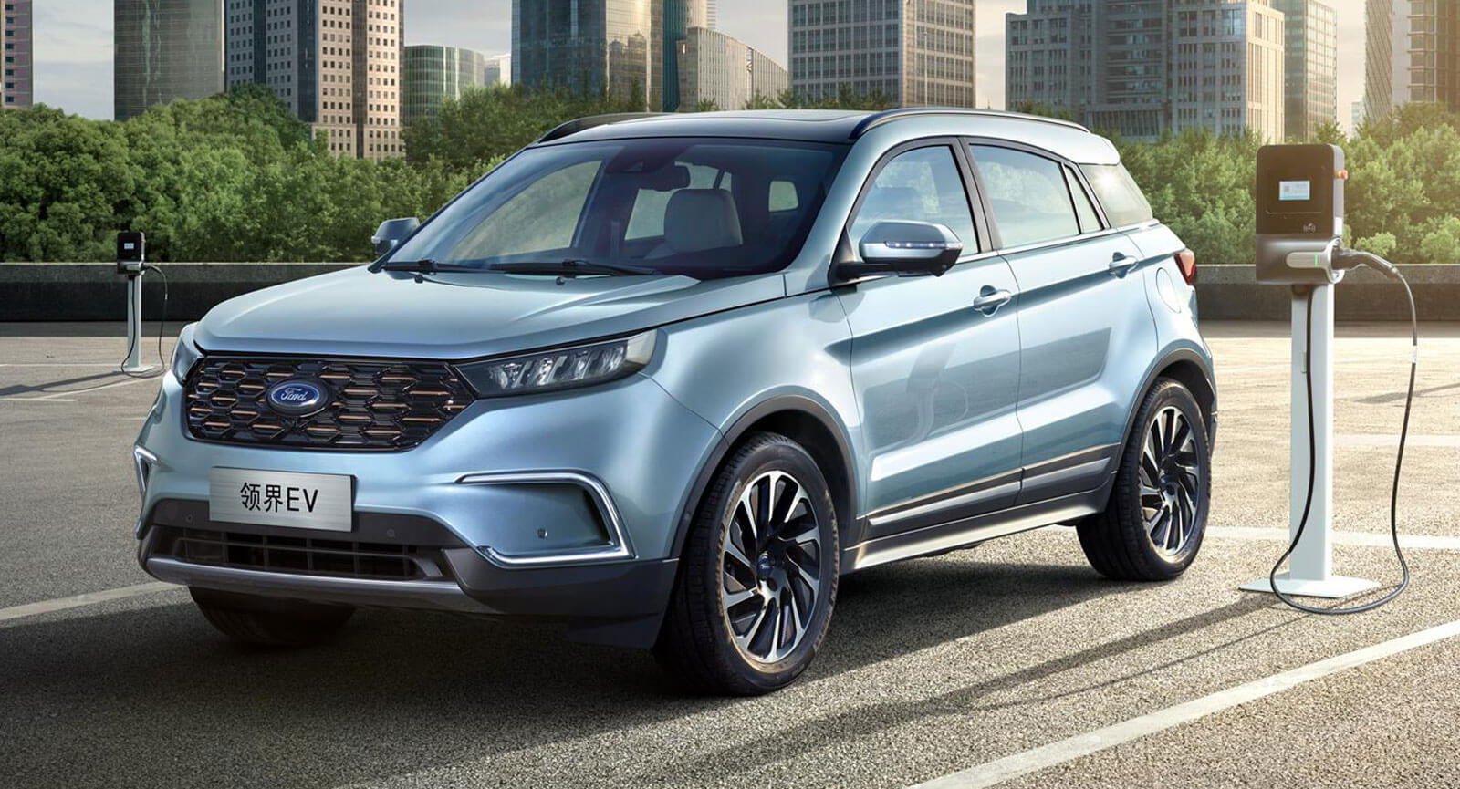 2021 Ford Territory EV for China expands battery range, cuts prices
