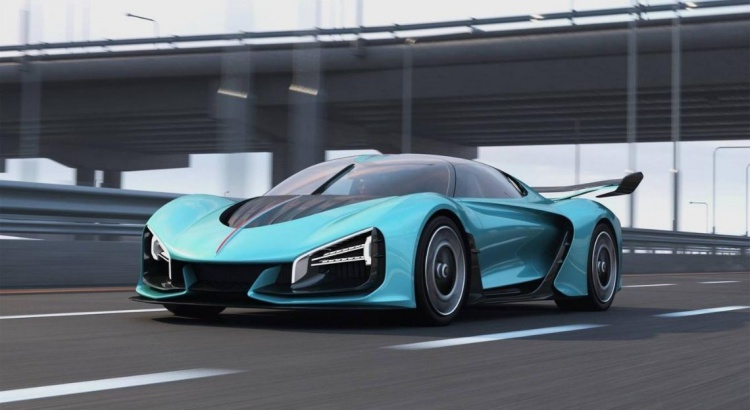 Would you pay $1.4m for this 1,400 HP Hongqi S9 PHEV hypercar from China?