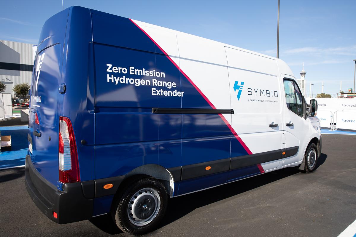 La vision de Faurecia pour la mobilité hydrogène