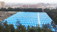 HOW IT'S MADE – Large-scale water storage domes developed with a highly repeatable manufacturing process