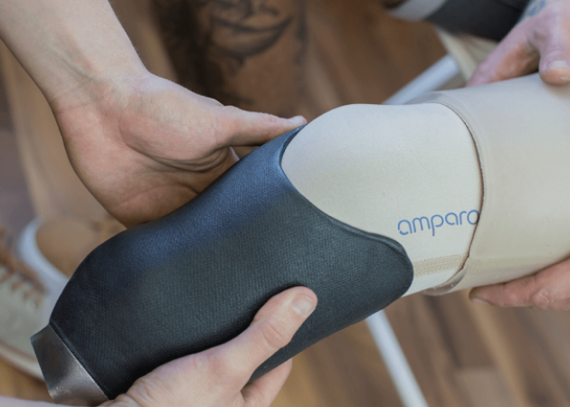HOW IT'S MADE – Amparo's prostheses and orthoses