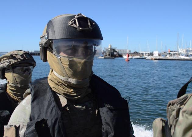 Des visières pare-éclats nouvelle génération pour assurer la sécurité des soldats