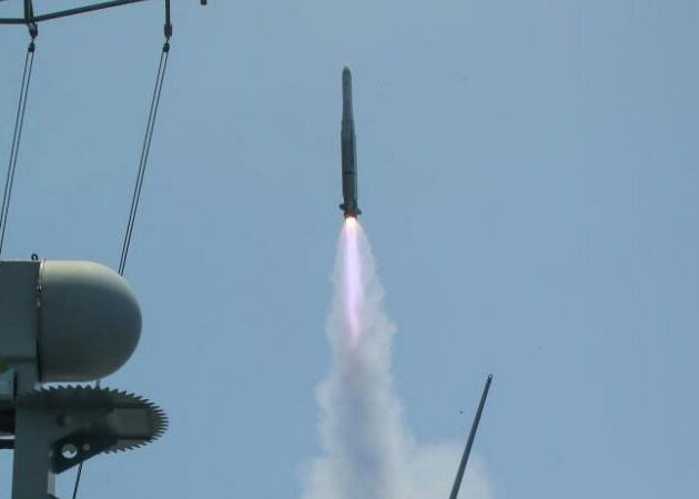 GKN and Raytheon reach agreement for Mk30 composite missile canisters