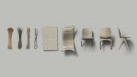 Flax fibers & design