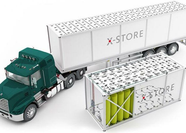 Hexagon Purus receives first contract to provide hydrogen transport modules in the US