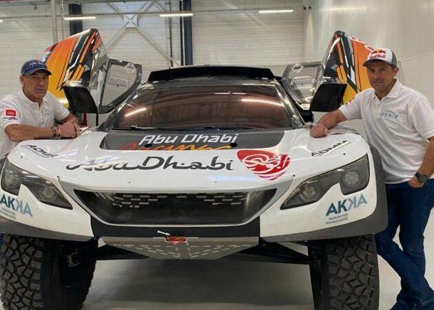 Cyril Despres et Mike Horn sur le Dakar 2021 pour changer le futur du Rallye-Raid