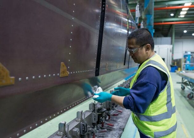Quickstep grows composites sales up seven per cent over the previous corresponding period