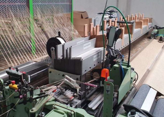 """Depestele invests in an """"interlock"""" loom to develop the next generation of Lincore reinforcements"""