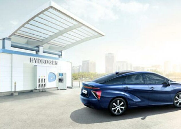 Toyota launches hydrogen fuel cell joint venture with Chinese companies