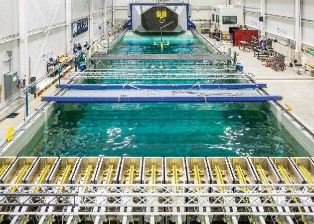 The Alfond W2 Ocean Engineering Laboratory recognized as an official TEAMER facility
