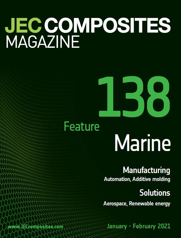 JEC Composites Magazine N°138