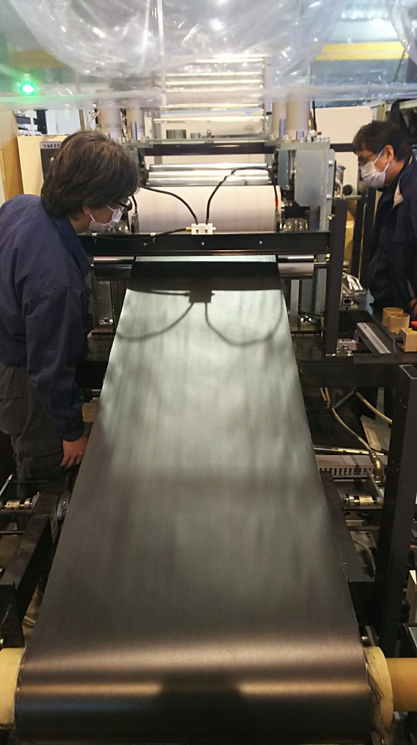 MaruHachi enables new opportunities regarding high-temperature thermoplastic tapes and laminates for aerospace and other high-end application