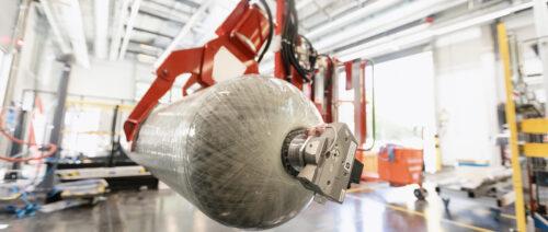 Le Groupe Renault et Faurecia collaborent sur les systèmes de stockage à hydrogène