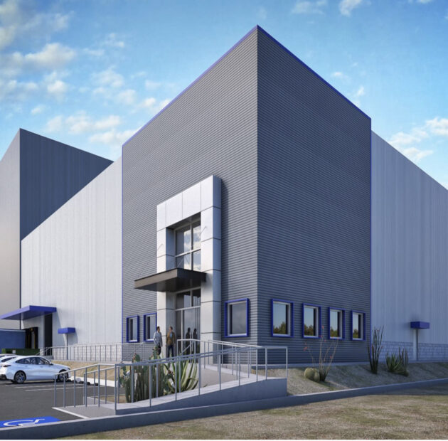 China's Leadgo Mexico plant started construction officially