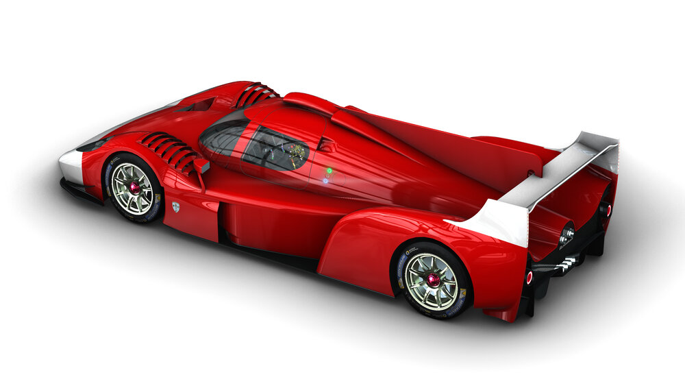 Scuderia Cameron Glickenhaus will race in Le Mans 2021 with the SCG 007, an entirely new prototype racer