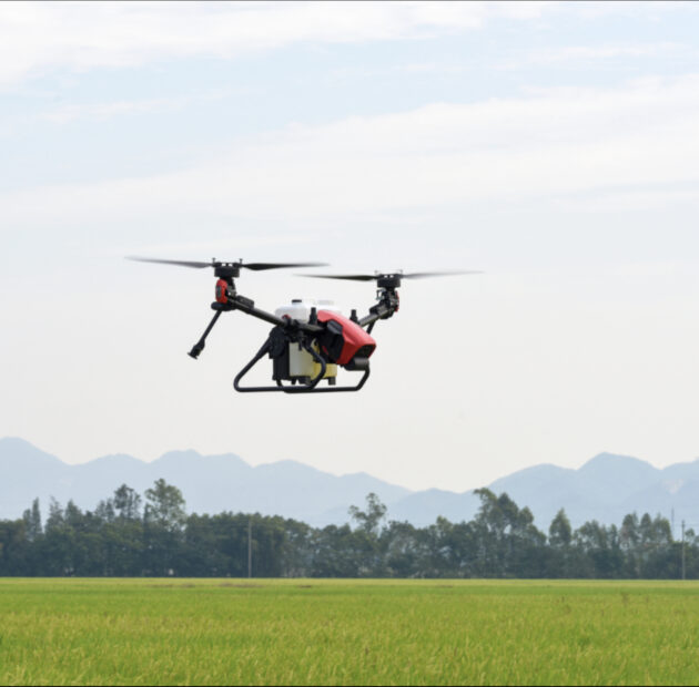 XAG unveiled new-gen agricultural drone and ground robots