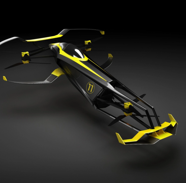 Maca Carcopter : le projet fou de voiture volante made in France
