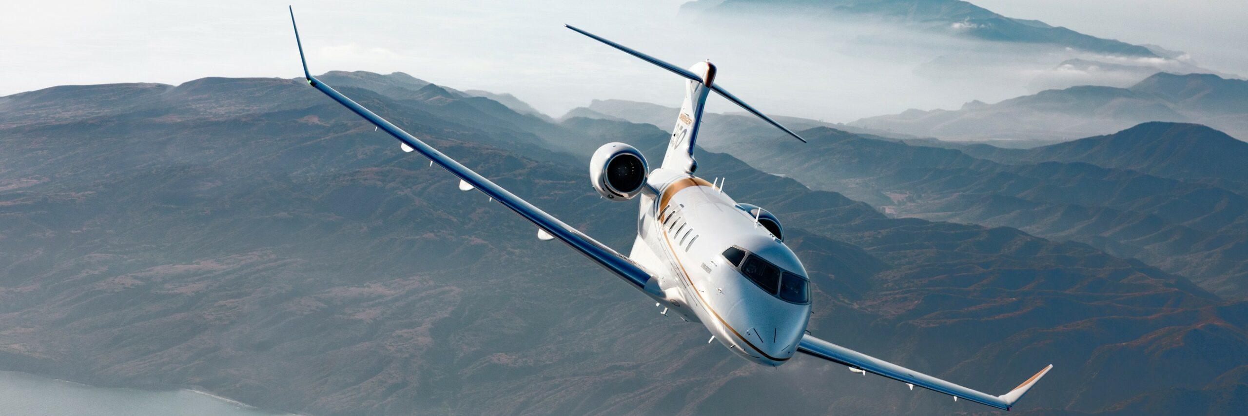 Latitude 33 Aviation ajoute avec fierté un autre avion d'affaires Challenger 350 neuf à sa flotte