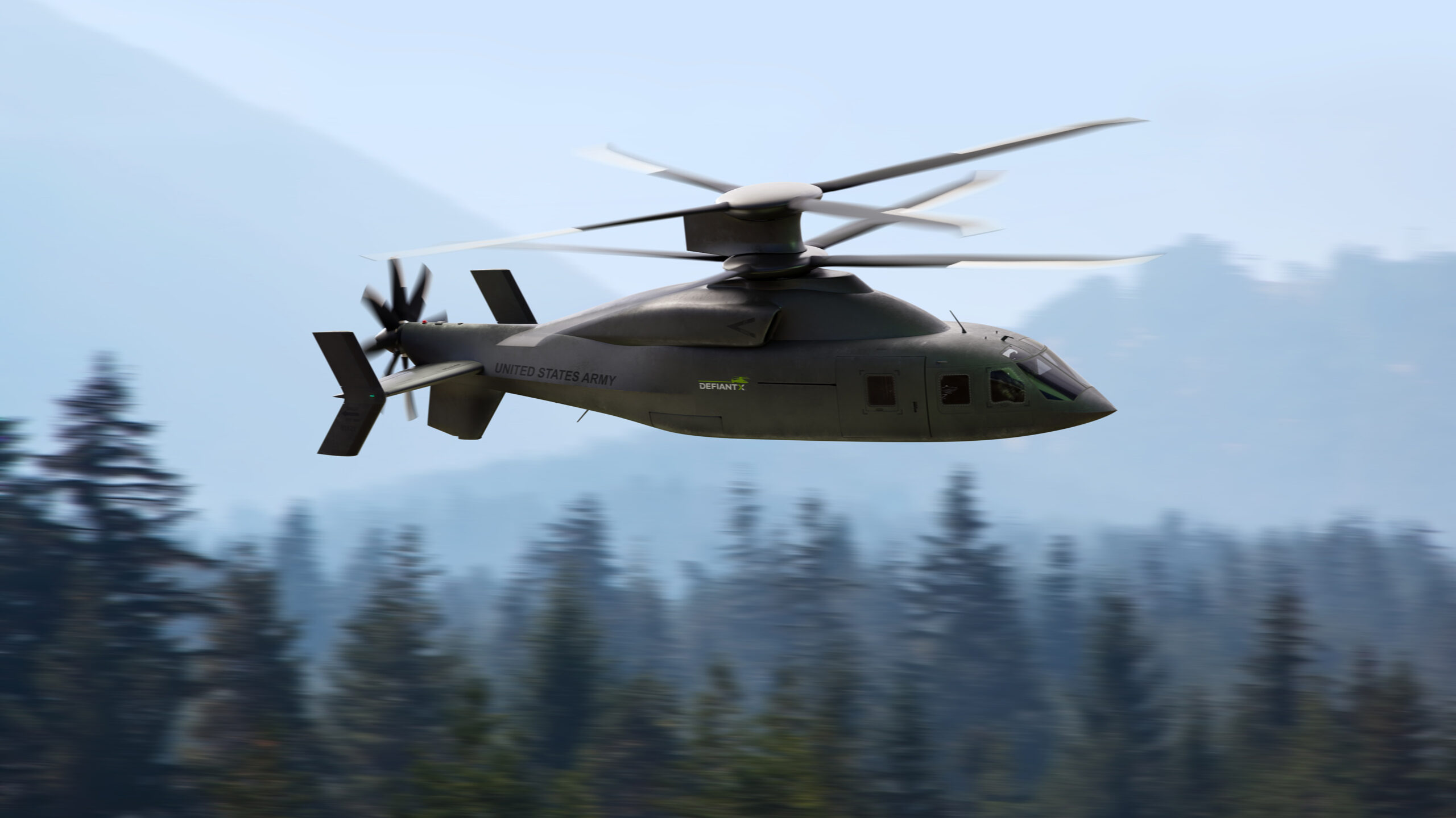 Sikorsky-Boeing team reveals advanced assault helicopter