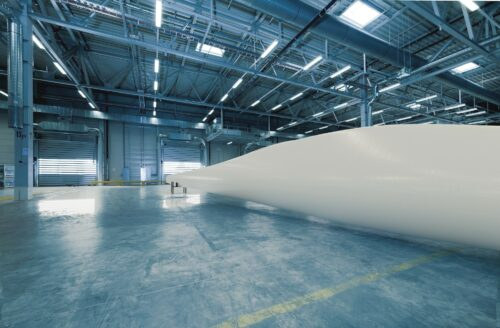 Hexcel's HexPly XF surface technology revolutionizes the blade surface finishing process