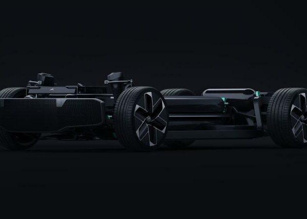 Hopium unveils its hydrogen platform concept vision