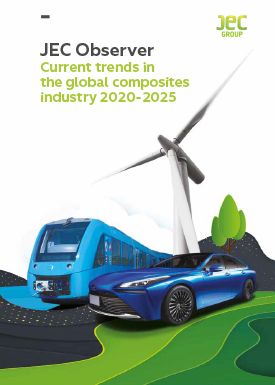 JEC Observer: Current trends in the global composites industry 2020-2025