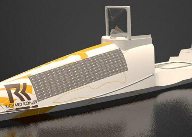 Sicomin sponsors Ocean X on its 6700km solo kayak crossing of the South Atlantic