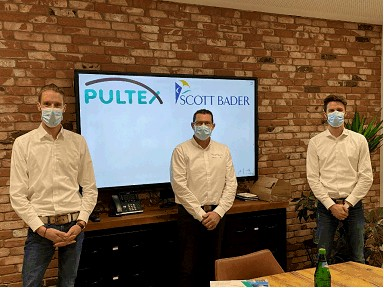 Scott Bader and Pultex announce partnership