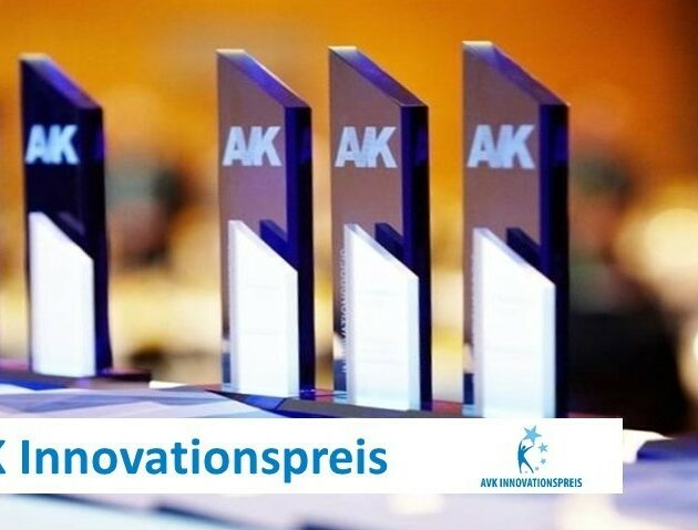 Applications for the AVK Innovation Award 2021