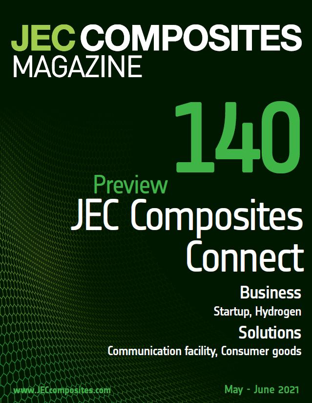 JEC Composites Magazine N°140