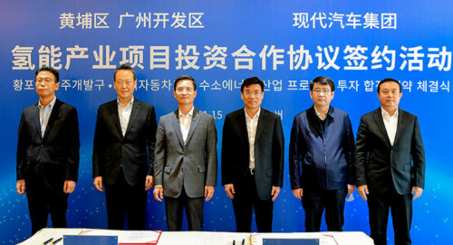 Hyundai Motor Group advances hydrogen strategy with new fuel cell system plant in Guangzhou