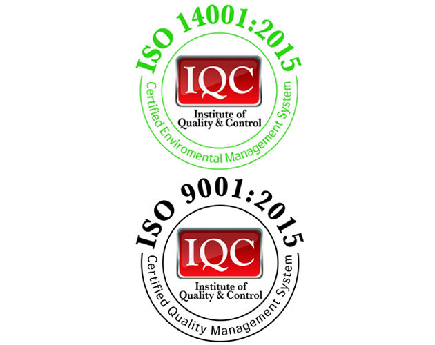 UBQ Materials awarded ISO certifications for quality control and environmental quality